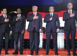 GOP Candidates, CNN Debate Moderators Did Their Best To Make America Sh*t Its Pants