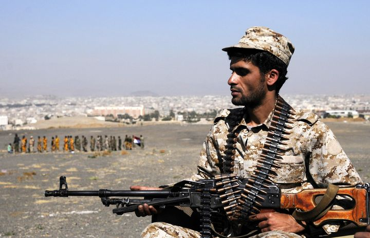 Peace talks between the warring parties in Yemen are taking place in Switzerland.