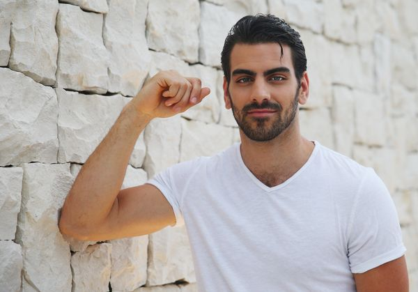 """America's Next Top Model"" winner Nyle DiMarco came out as sexually fluid in October. <br><br>He <a href=""http://www.huf"
