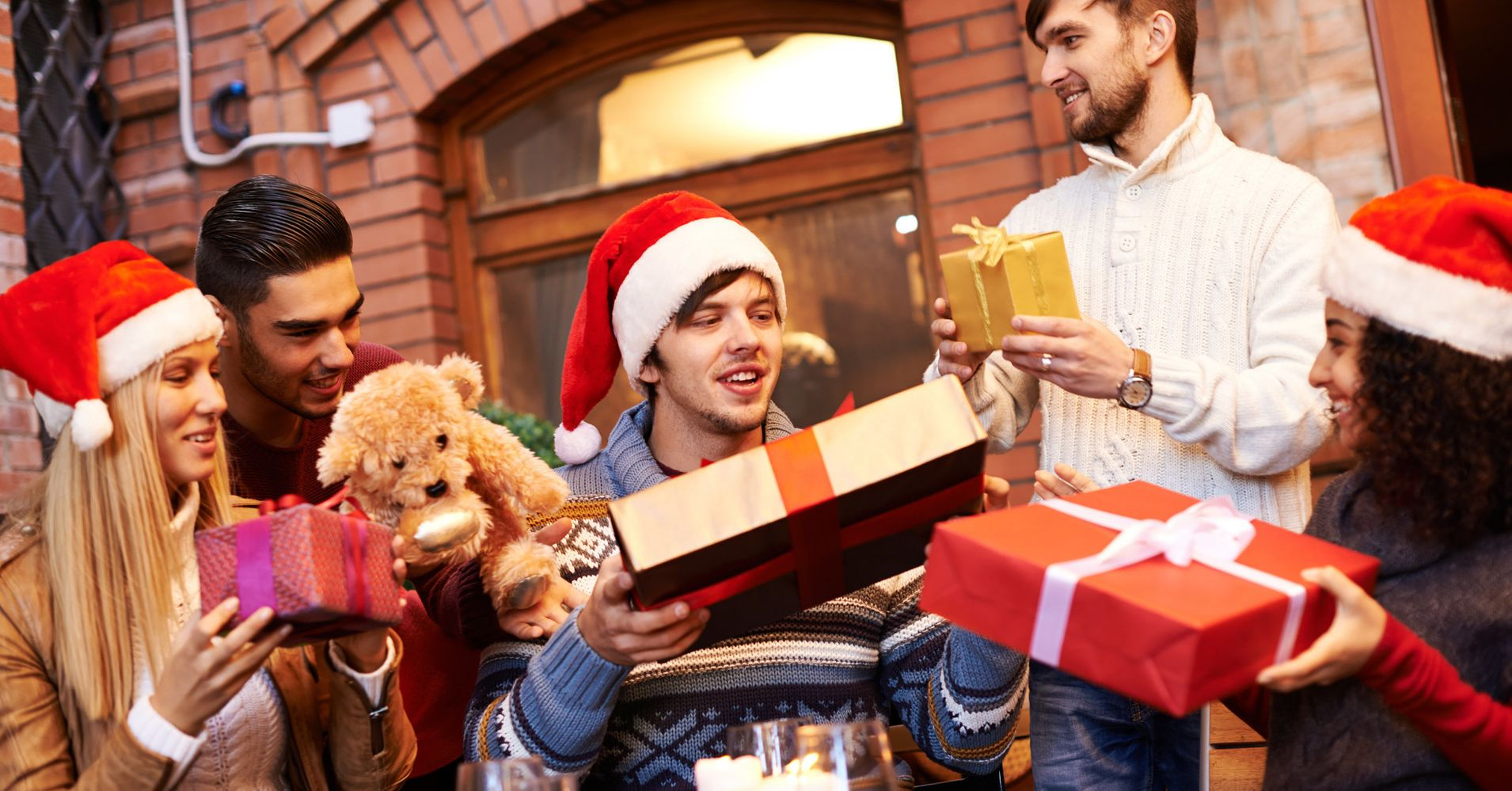 All The Gift Exchange Names That Truly Capture The Spirit Of The ...
