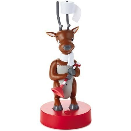 "<i><a href=""http://www.walmart.com/ip/Hallmark-Northpole-Motion-Activated-Singing-Reindeer/46999088"" target=""_blank"">Hallmark"