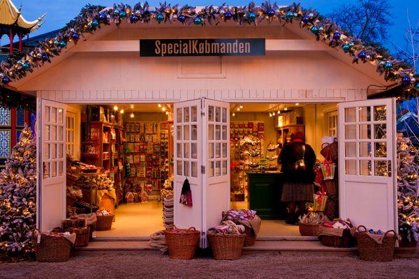 """Christmas inCopenhagen is just as festive as it sounds. The <a href=""""http://www.visitcopenhagen.com/copenhagen/get-spir"""
