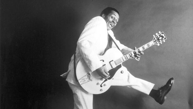Music legend ChuckBerry penned a great number of hits in the 1950s and '60sthat influenced...