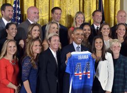 Obama Just Revealed Who He Thinks The GOAT Of Women's Soccer Is