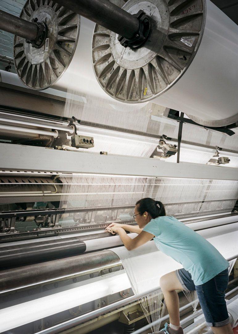 Darlington Fabrics, The Moore Company, Westerly, Rhode Island