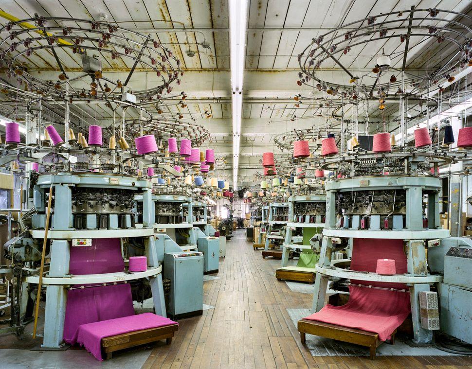 Fall River Knitting Mills, Fall River, Massachusetts