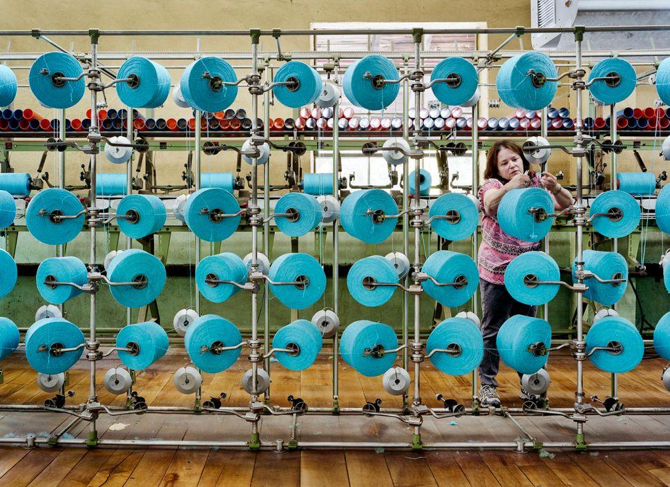 S&D Spinning Mill, Millbury, Massachusetts
