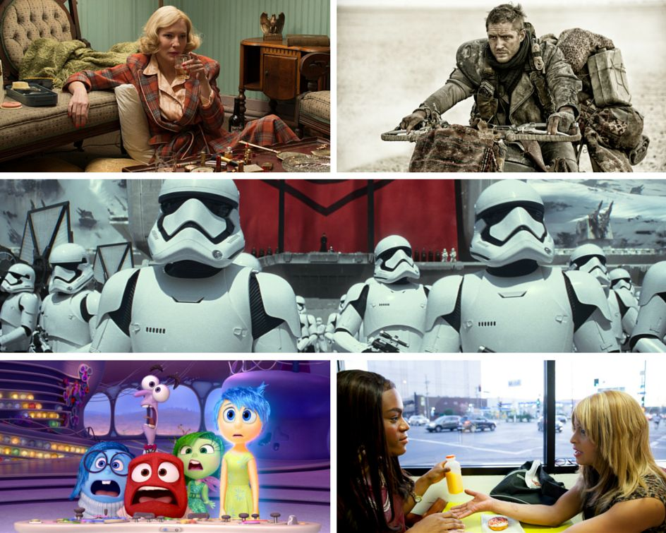 Image of: Youtube The 20 Best Movies Of 2015 Time Out The 20 Best Movies Of 2015 Huffpost