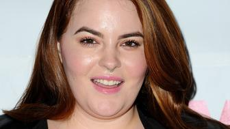 LOS ANGELES, CA - OCTOBER 15:  Model Tess Holliday attends Dinner With A Cause 18th Annual Gala at JW Marriott Los Angeles at L.A. LIVE on October 15, 2015 in Los Angeles, California.  (Photo by Allen Berezovsky/WireImage)