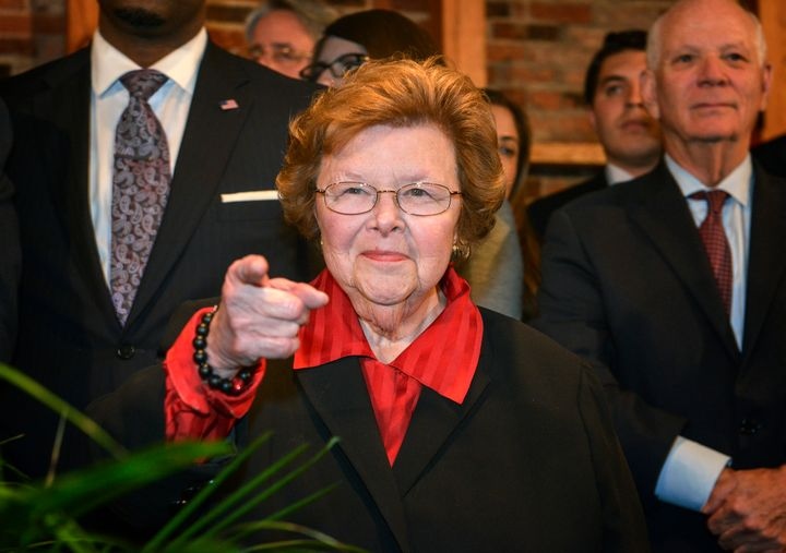 "Sen. Barbara Mikulski has ""a knack for channeling her inner Yoda,"" according to her communications director."