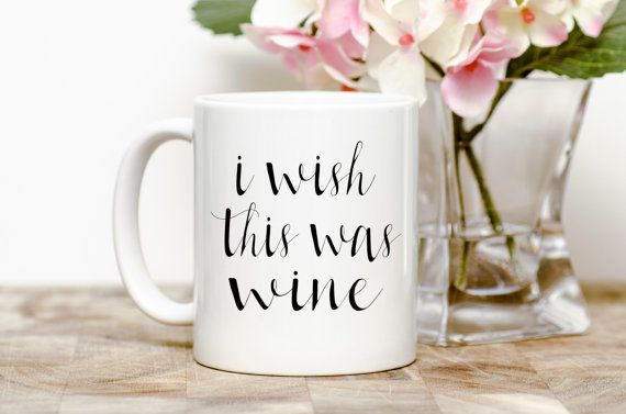 "Get it <a href=""https://www.etsy.com/listing/253256247/i-wish-this-was-wine-wine-gift-funny?ga_order=most_relevant&ga_sea"