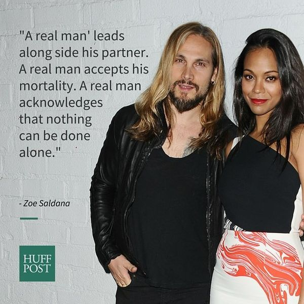 "People&nbsp;practically fell out of their chairs after Zoe Saldana <a href=""https://www.huffpost.com/entry/zoe-saldana-husban"