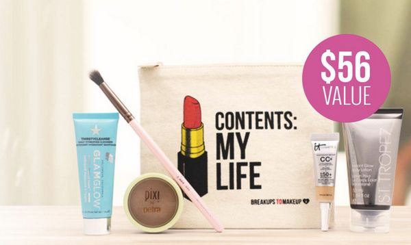 """<a href=""""https://www.ipsy.com/"""" target=""""_blank"""">Ipsy Glam Bag</a>, $10 per delivery"""