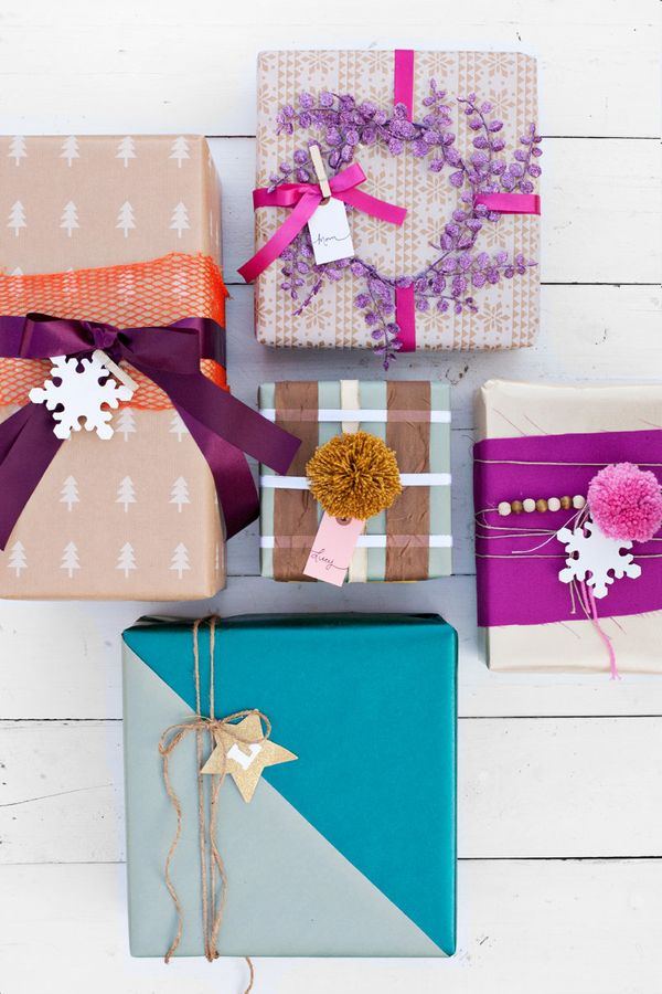 Incredibly cute gift wrapping ideas thatll make you want to wrap as demonstrated by a negle Image collections