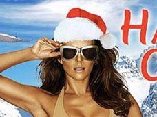 Elizabeth Hurley's Bikini Christmas Card Is A Breath Of Fresh Air ...