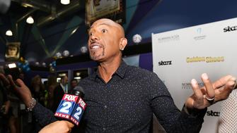 NOVI, MI - SEPTEMBER 24:  TV Personality Montel Williams attends the world premiere of Anchor Bay Entertainment and Norman Koza Productions' 'Golden Shoes' at Emagine Novi on September 24, 2015 in Novi, Michigan.  (Photo by Loreen Sarkis/Getty Images)