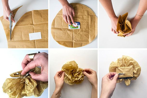 52 Creative Gift Wrapping Ideas | 406x610