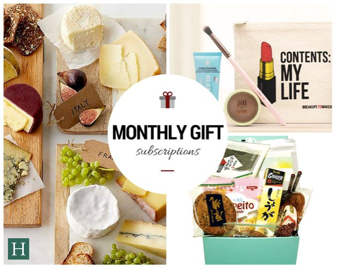12 Amazing Gifts That Keep On Giving Every Month Huffpost