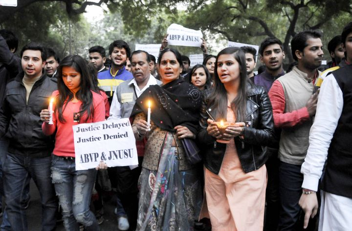 The mother of Jyoti Singh, a woman who was brutally gang raped on a New Delhi bus in 2012, named her daughter in public