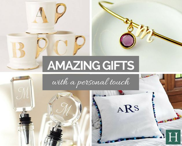 24 Thoughtful Personalized Gifts Anyone Would Love The