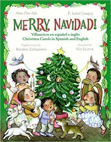 "This book contains a&nbsp;collection of English and Spanish <a href=""https://www.huffpost.com/entry/10-latino-holiday-festivi"
