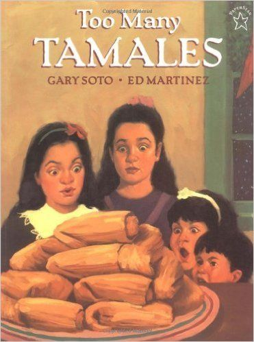Maria and her cousins offer to help her mother make tamales for Christmas Eve. Things were going well until Maria accidentall