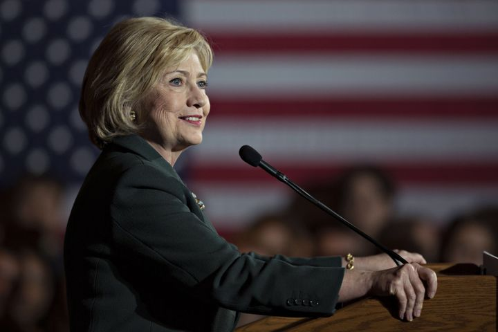 The Fed's interest rate hike could hurt Hillary Clinton's chances of winning the presidency.