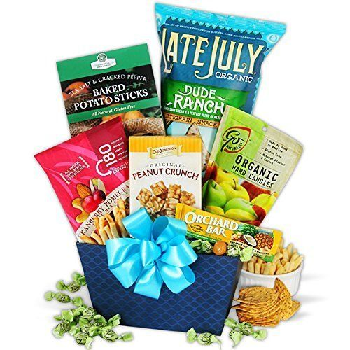 19 gifts for the gluten free food lover in your life huffpost gluten free gift basket 4999 at a hrefhttp negle Images
