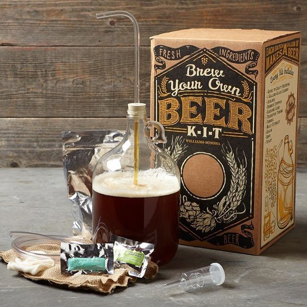 19 gifts for the gluten free food lover in your life for Craft beer brewing kit