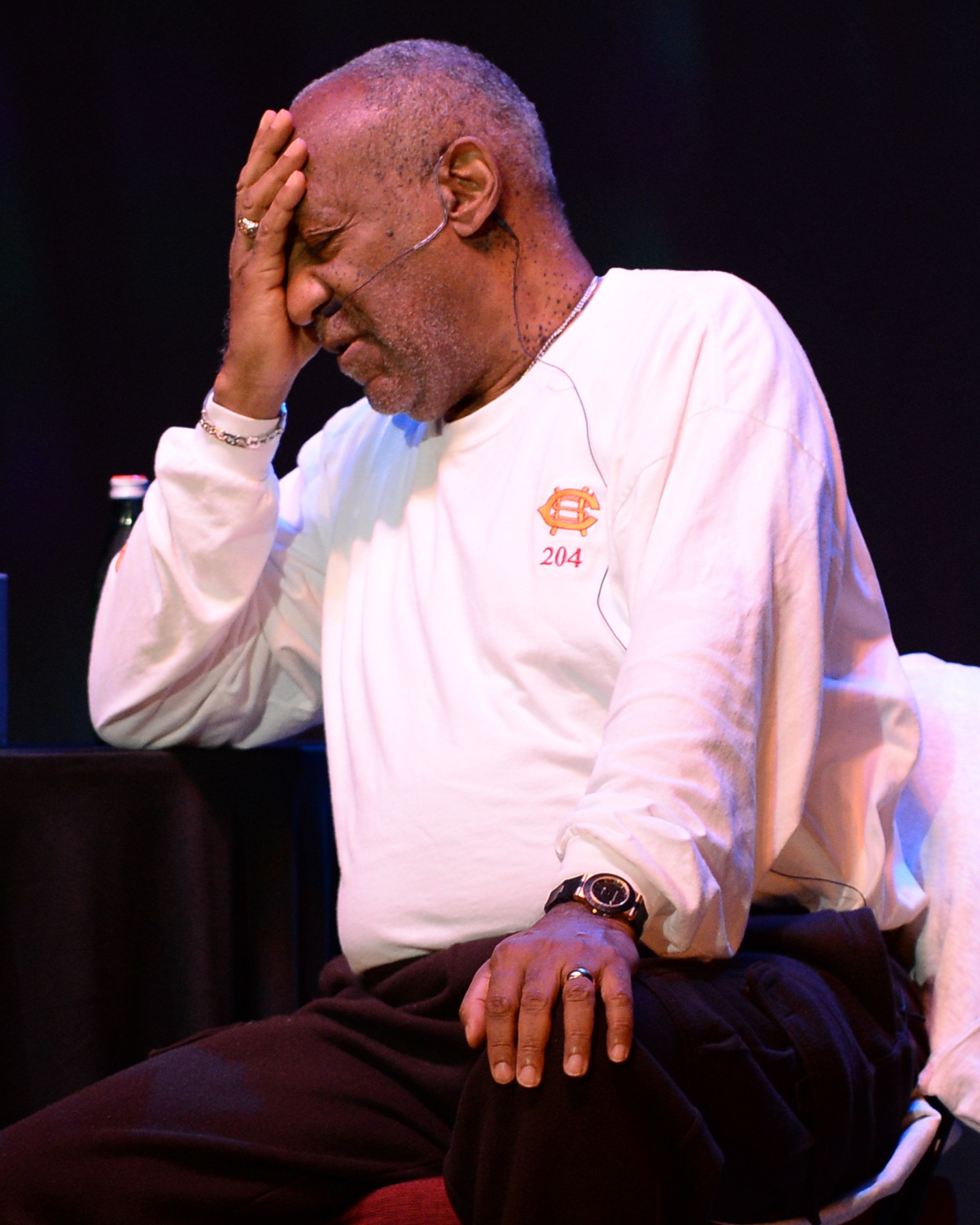 HOLLYWOOD, FL - MAY 12: Bill Cosby performs at Hard Rock Live! in the Seminole Hard Rock Hotel & Casino on May 12, 2013 in Hollywood, Florida. (Photo by Larry Marano/Getty Images)