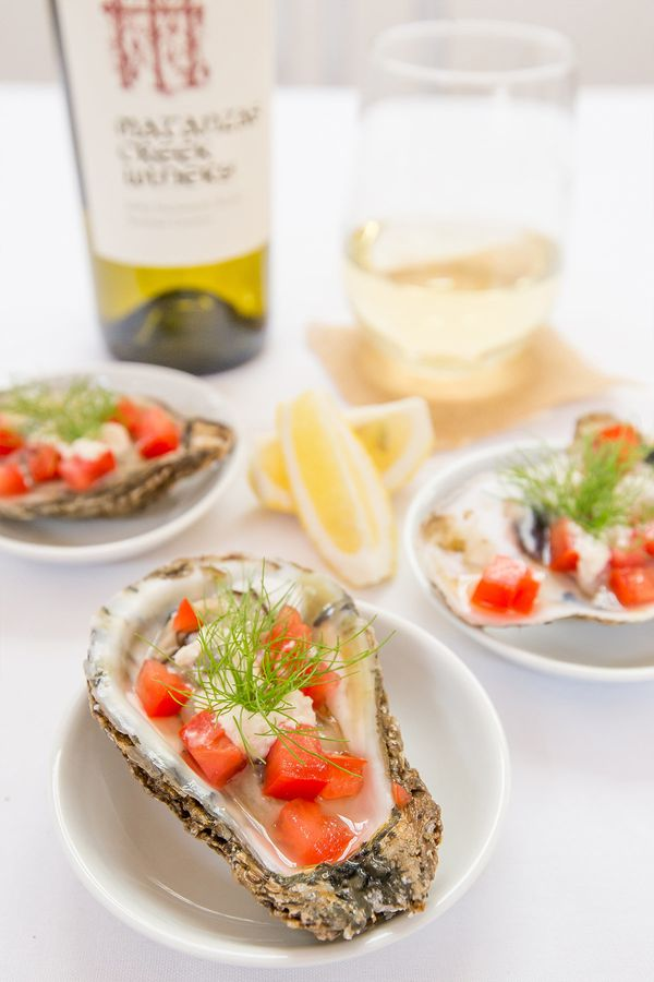 "<strong>Get the <a href=""http://sweetcsdesigns.com/bloody-mary-oysters/"">Bloody Mary Oysters recipe </a>from Sweet C's D"