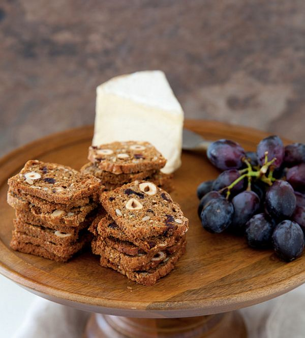 "<strong>Get the <a href=""http://www.annies-eats.com/2015/11/23/cranberry-hazelnut-crisps/"">Cranberry Hazelnut Crisps recipe</"