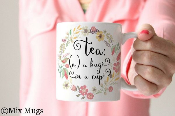 21 Mugs For Tea Drinkers Who Hate Coffee With The Fire Of A ...