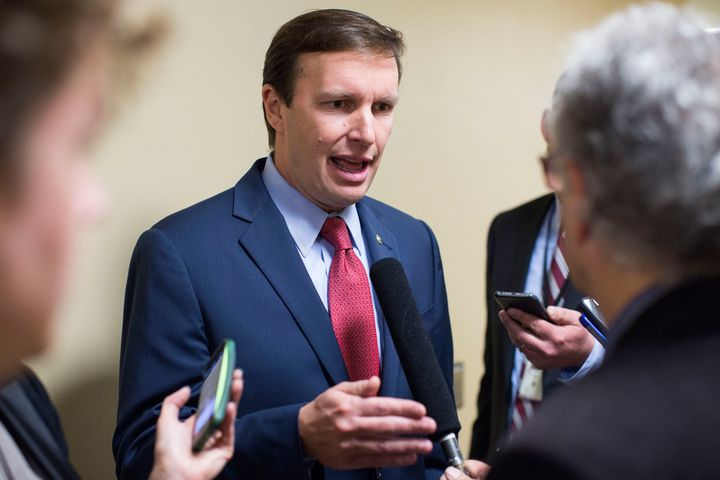 Sen. Chris Murphy (D-Conn.) is an advocatefor passing a new war authorization for the fight against Islamic State terro
