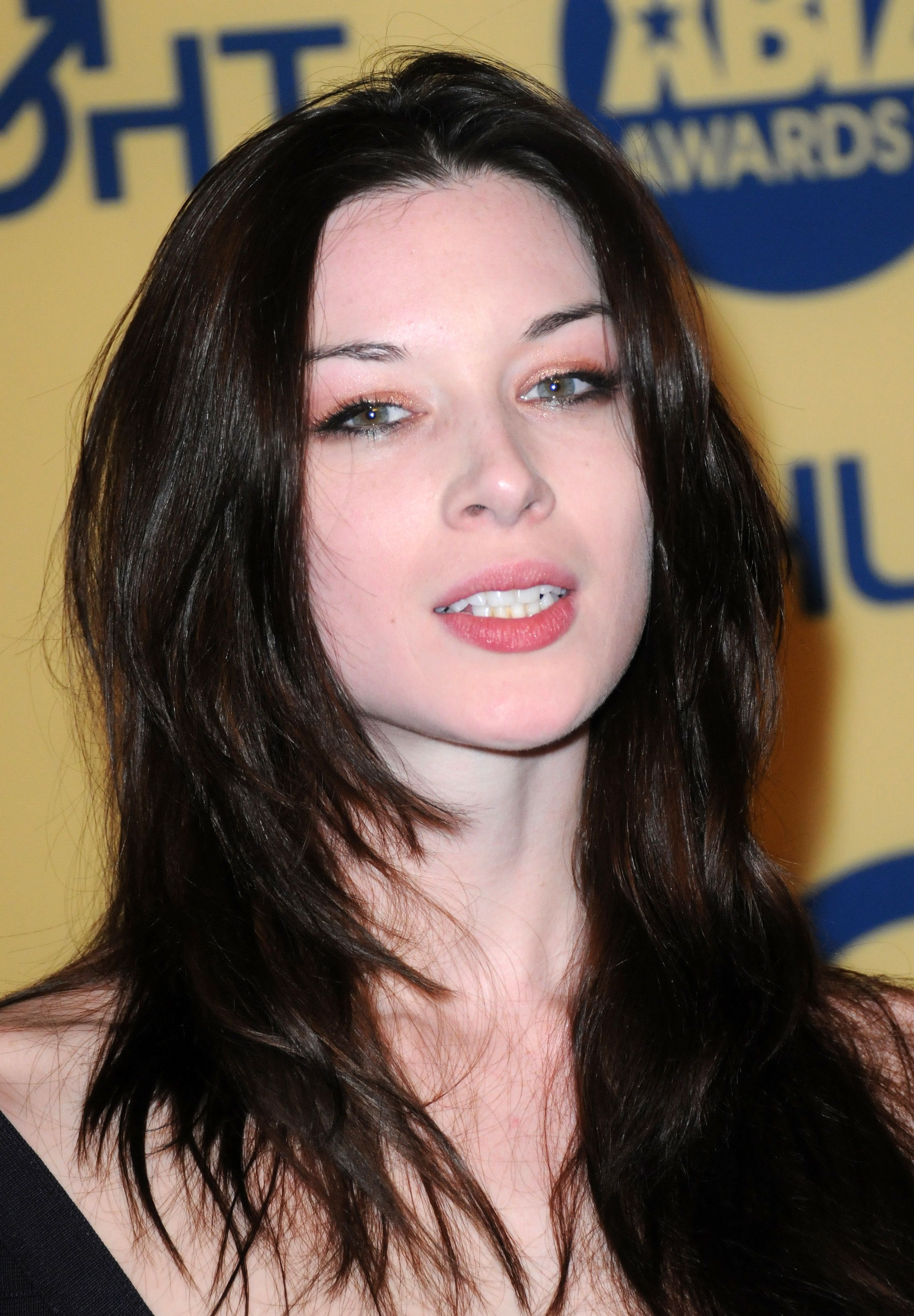 CENTURY CITY, CA - JANUARY 11:  Adult Film actress Stoya arrives for the 2013 XBIZ Awards held at the Hyatt Regency Century Plaza on January 11, 2013 in Century City, California.  (Photo by Albert L. Ortega/WireImage)