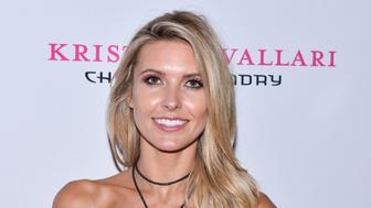 NEW YORK, NY - SEPTEMBER 17:  Audrina Patridge attends the Kristin Cavallari By Chinese Laundry presentation at Row NYC on September 17, 2015 in New York City.  (Photo by Grant Lamos IV/Getty Images)