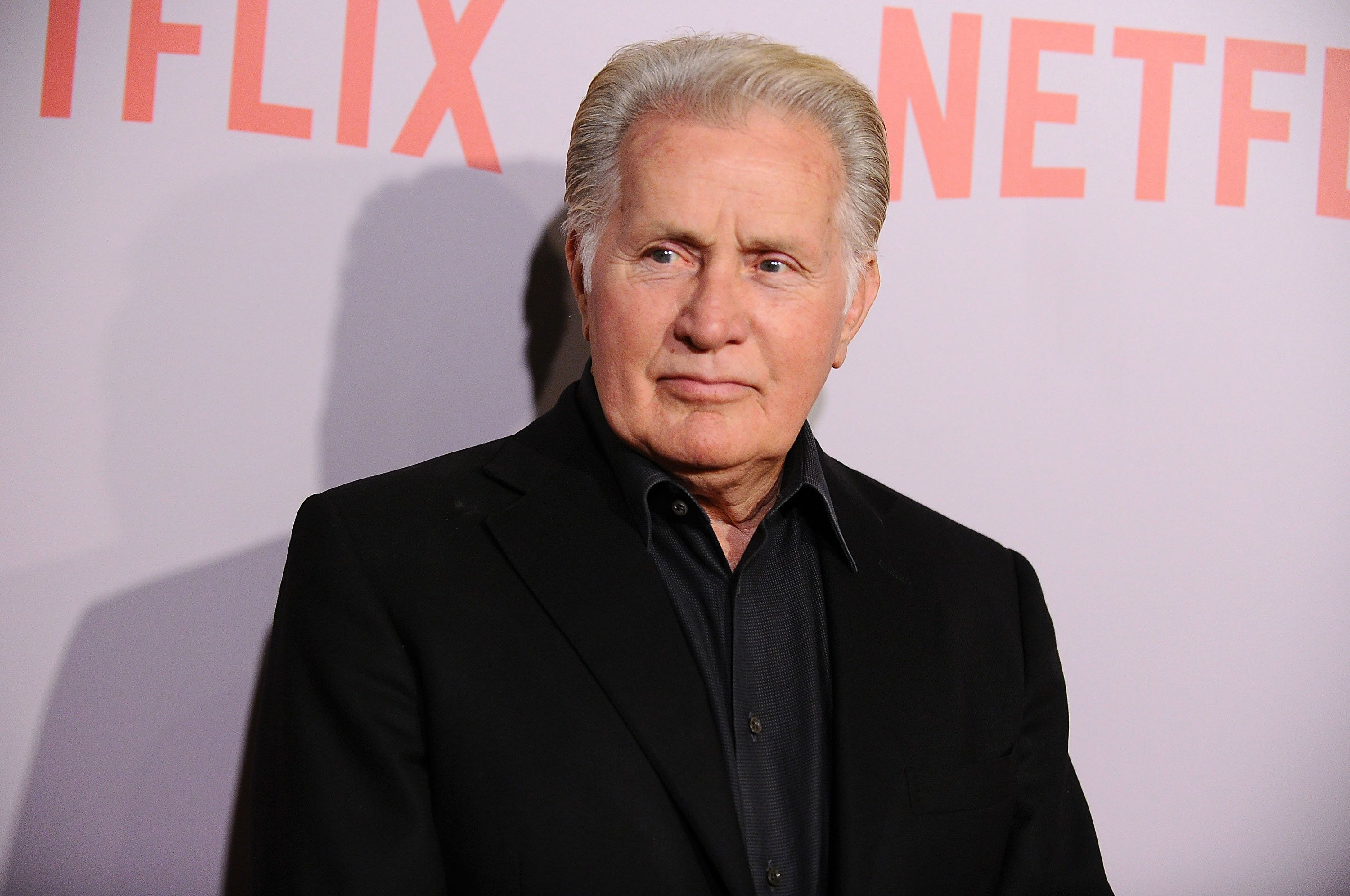 WEST HOLLYWOOD, CA - MAY 26:  Actor Martin Sheen attends Netflix's 'Grace & Frankie' Q&A screening event at Pacific Design Center on May 26, 2015 in West Hollywood, California.  (Photo by Jason LaVeris/FilmMagic)