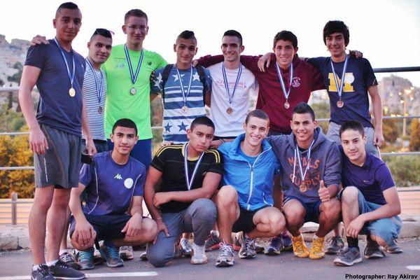 """<a href=""""https://www.facebook.com/runnerswb"""" target=""""_hplink"""">Runners Without Borders</a>,&nbsp;an organization that&nbsp;bri"""