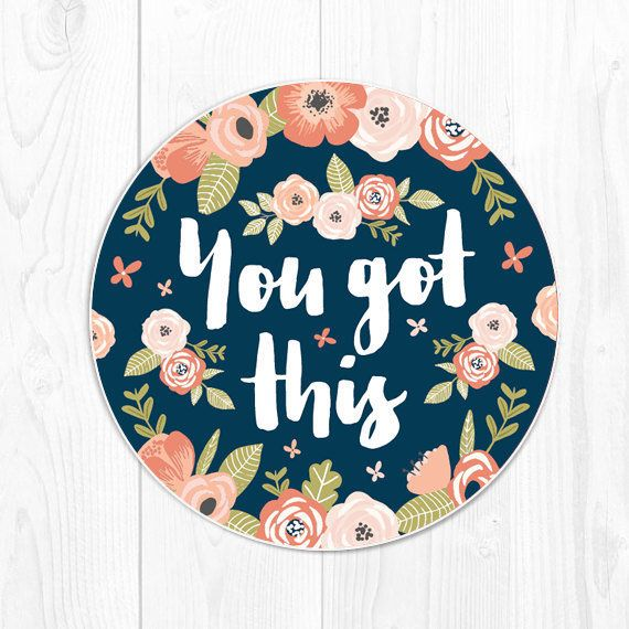 "Motivational Mousepad, $12 at <a href=""https://www.etsy.com/listing/258187103/gift-for-coworker-mouse-pad-mousepad?ga_order=m"