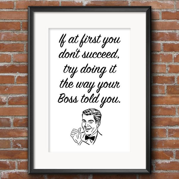 "Boss Print, $5.99 at <a href=""https://www.etsy.com/listing/235499729/birthday-gift-for-boss-gift-birthday?ga_order=most_relev"