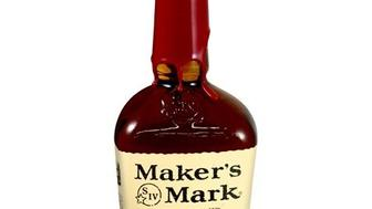 Maker's Mark Kentucky Straight Bourbon Whisky, priced at store