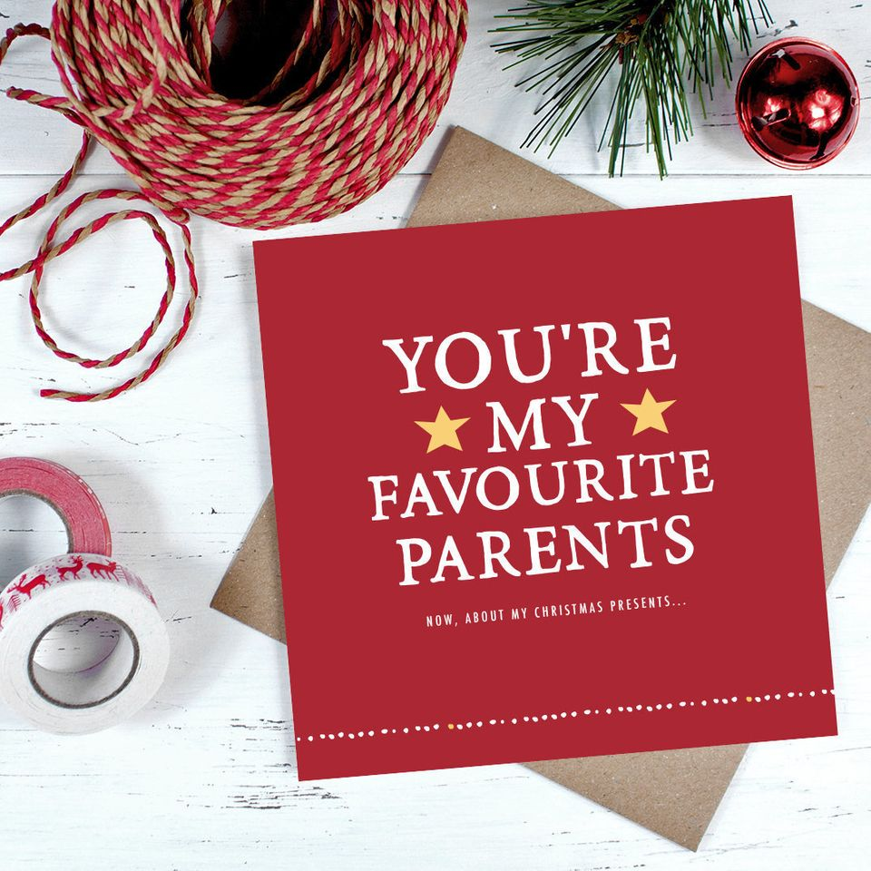 16 Awesome Greeting Cards That Parents Will Probably Keep Forever ...