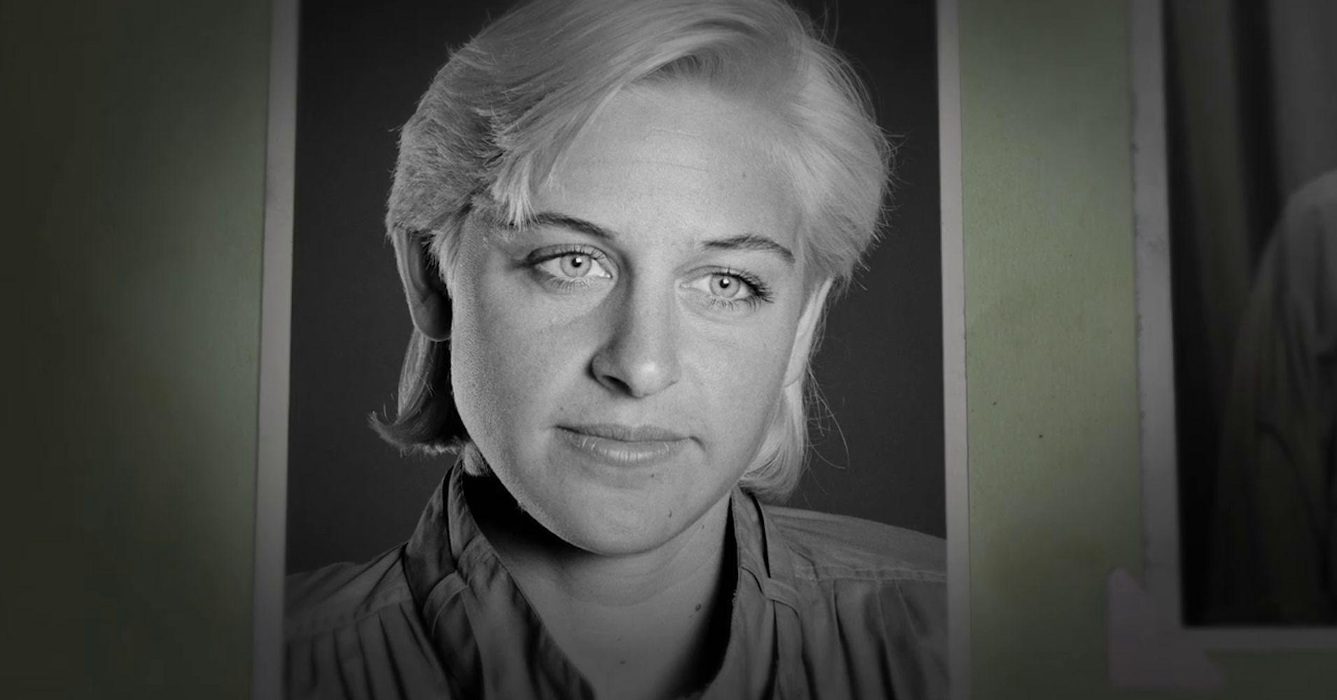 The 'Stupid' Routine That Helped Ellen DeGeneres Get Her Start In Comedy