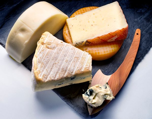 The cheese and crackers tray may not initially seem costly, but a $20 hunk of Pecorino can quickly put you over budget. Greut