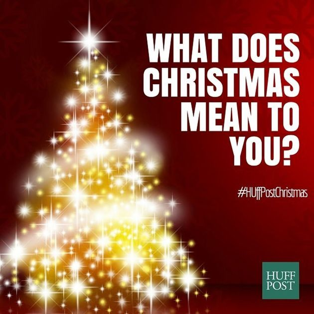 People Around The World Share What Christmas Means To