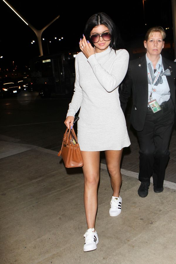 At LAX on August 15.