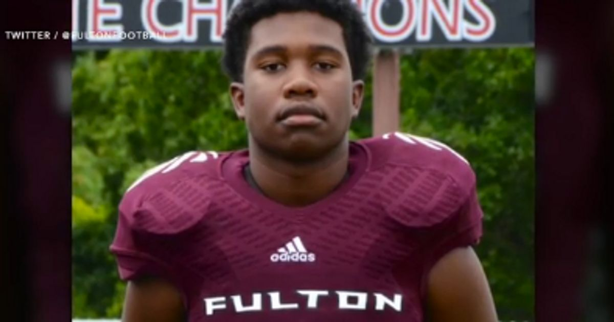 H.S. football player killed shielding 3 from gunfire