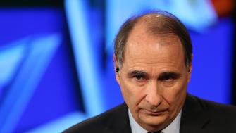 LAS VEGAS, NV - OCTOBER 13:  Political analyst David Axelrod attends a Democratic presidential debate sponsored by CNN and Facebook at Wynn Las Vegas on October 13, 2015 in Las Vegas, Nevada. Five Democratic presidential candidates are participating in the party's first presidential debate.  (Photo by Joe Raedle/Getty Images)
