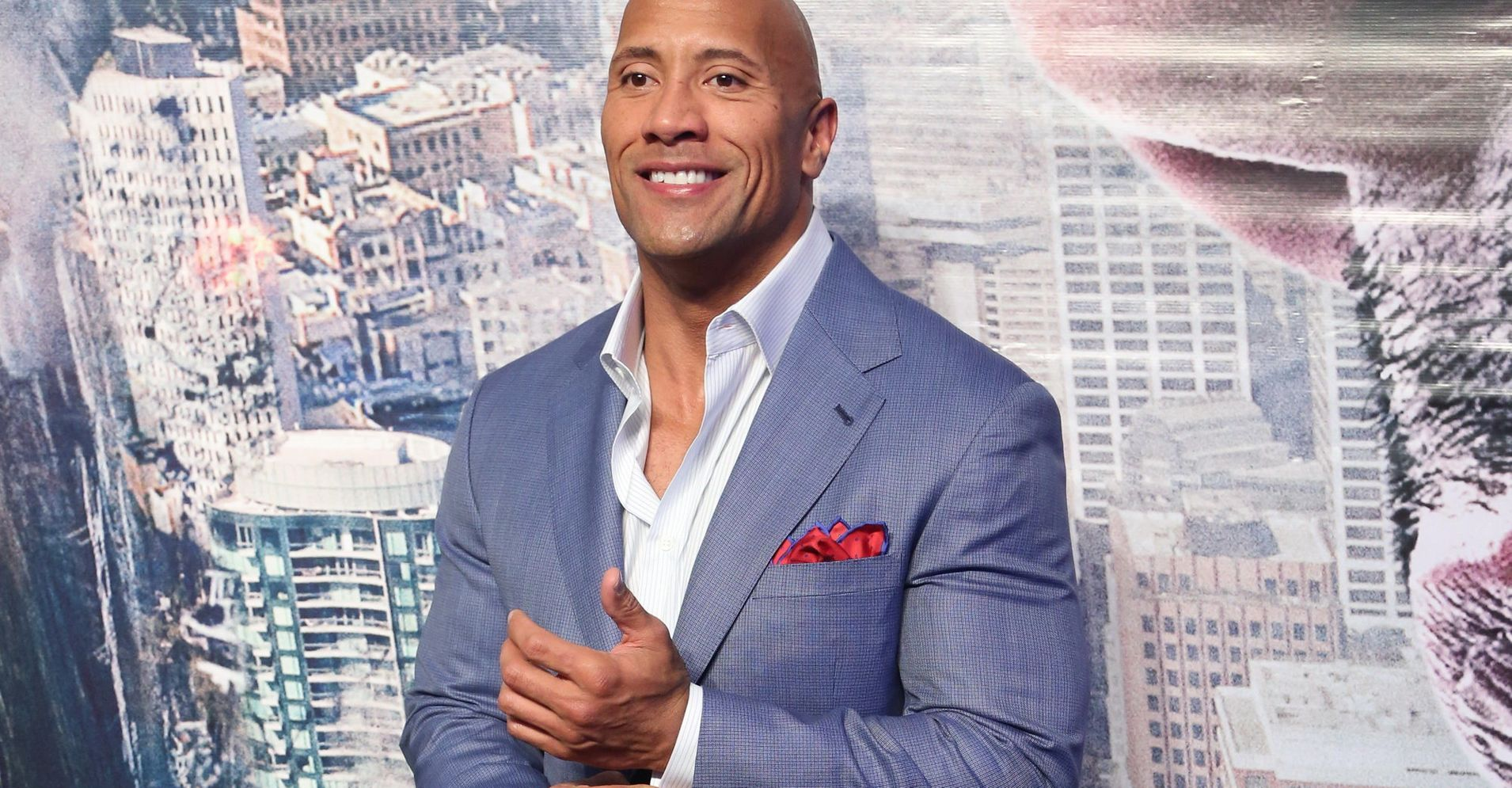 The Rock Has The Best Response To A Meme Calling Him Out Huffpost
