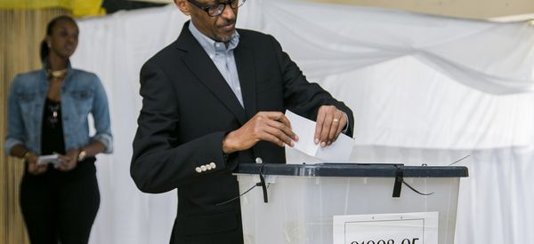 Rwandans Vote To Lift President's Term Limits In Controversial Referendum